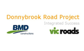 Donnybrook Road Project